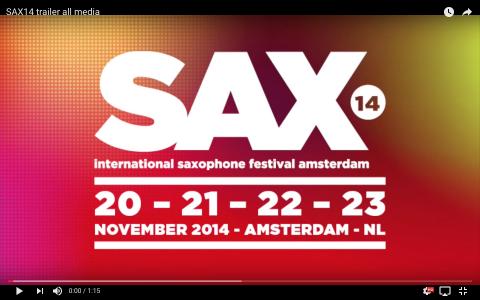 Sax 14 Trailer